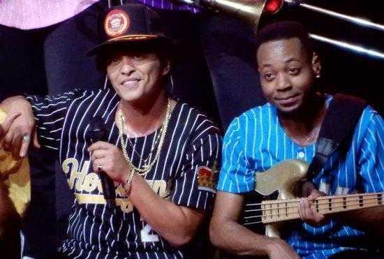 Bruno Mars Top2000 2017