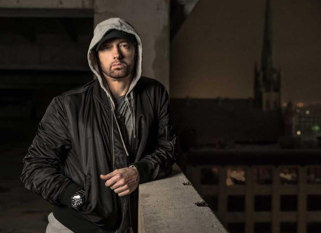 Eminem Top 2000 2017