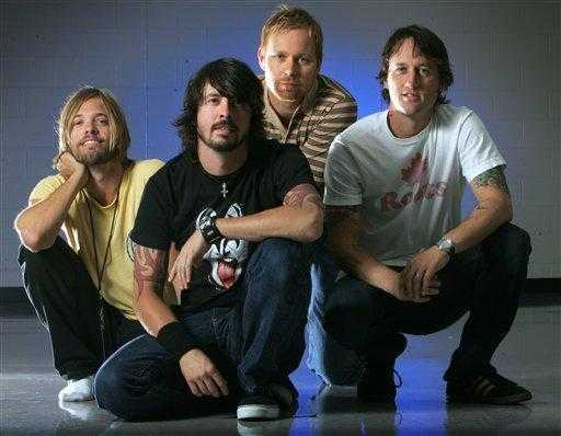 Foofighters-Top 2000 2017