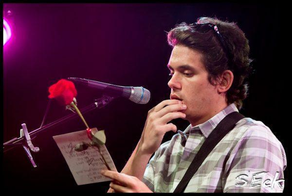 John Mayer Heartbrake Warfare Top 2000