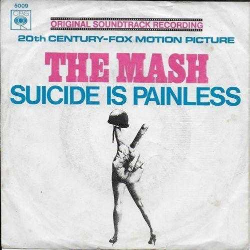 MASH suicide is painless top2000 2017