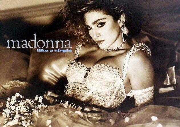 Madonna like a virgin top 2000
