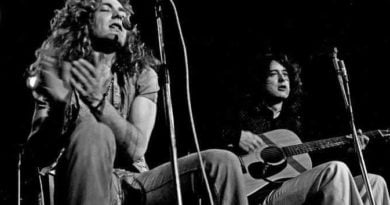 Led Zeppelin Top 2000