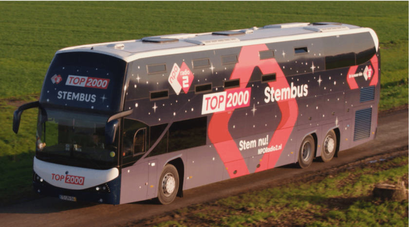 Top 2000 Stembus NPO Radio 2